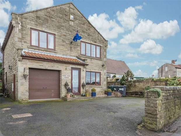 3 Bedrooms Detached House for sale in Greaves Sike Lane, Micklebring, Rotherham, South Yorkshire