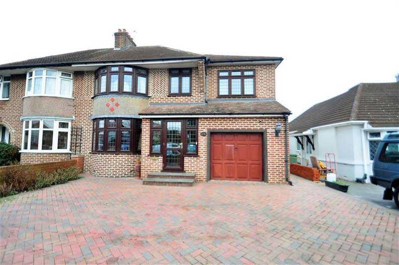 4 Bedrooms Semi Detached House for sale in Long Lane, Bexleyheath