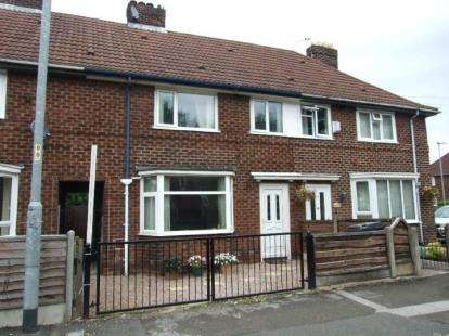 3 Bedrooms Terraced House for sale in Moorcroft Road, Northern Moor, Manchester, Greater Manchester
