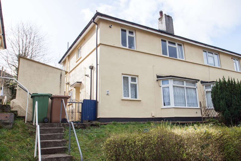 1 Bedroom Ground Flat for sale in Crownhill, Plymouth