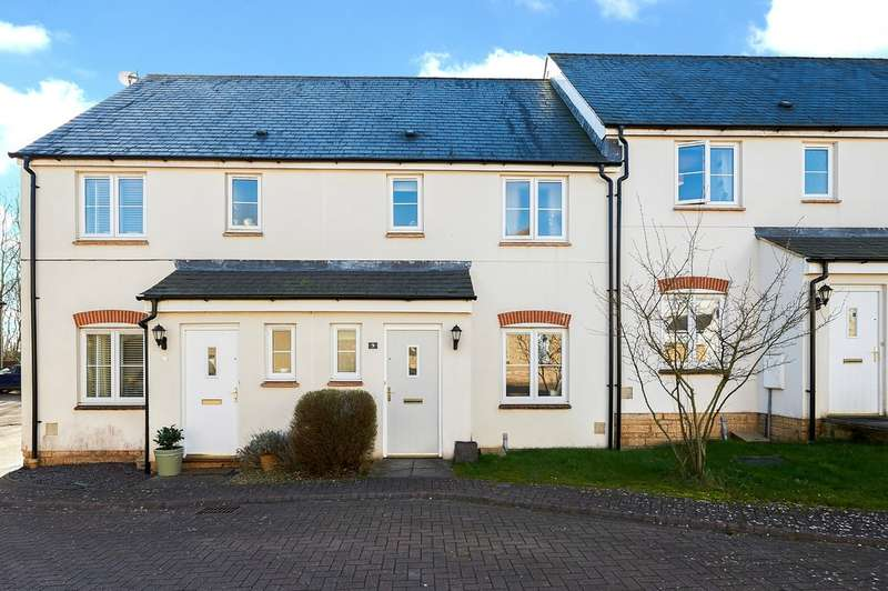 3 Bedrooms Terraced House for sale in Lewis Close, Corsham