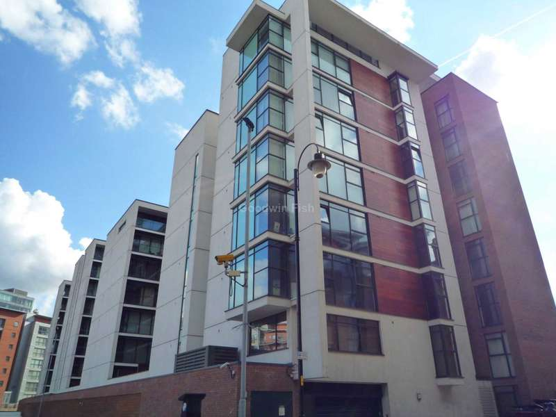 2 Bedrooms Apartment Flat for sale in Hill Quays, 1 Jordan Street, Southern Gateway