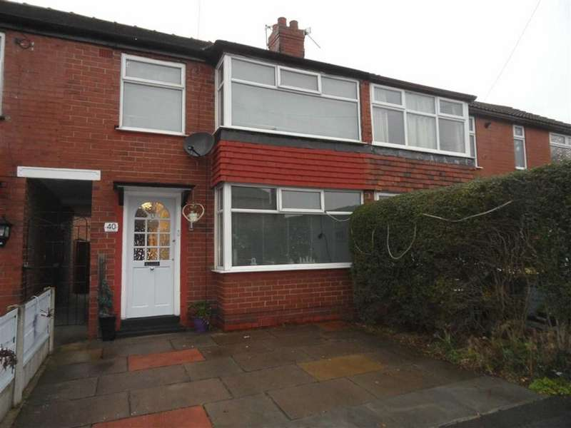 3 Bedrooms Terraced House for sale in Deane Avenue, Cheadle