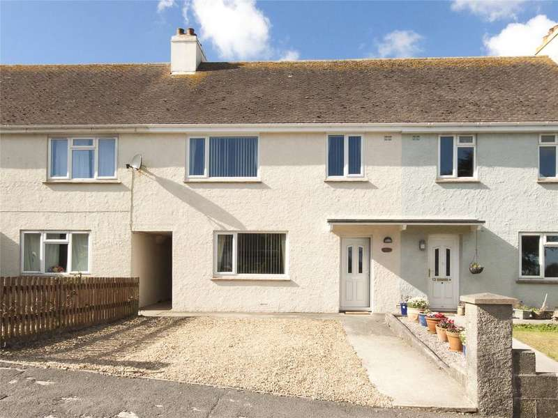 3 Bedrooms Terraced House for sale in St Dunstan's Road, Salcombe, Devon, TQ8