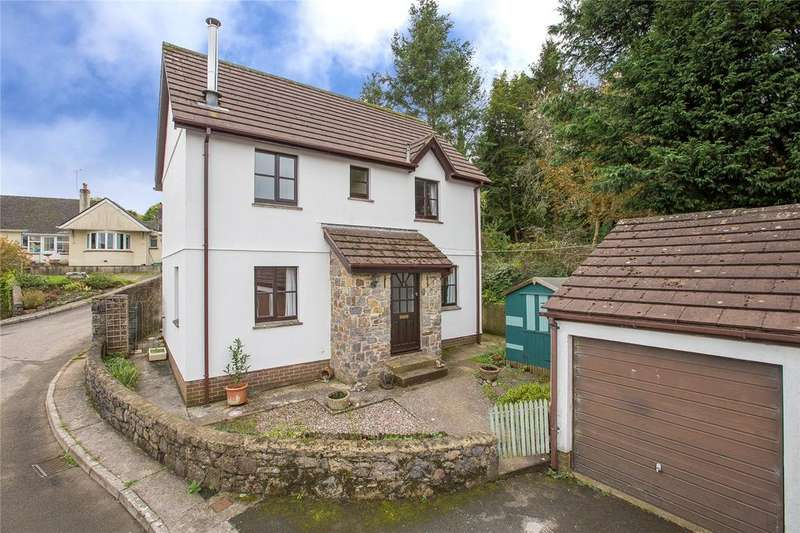 3 Bedrooms Detached House for sale in No Place Hill, Broadhempston, Totnes, Devon, TQ9