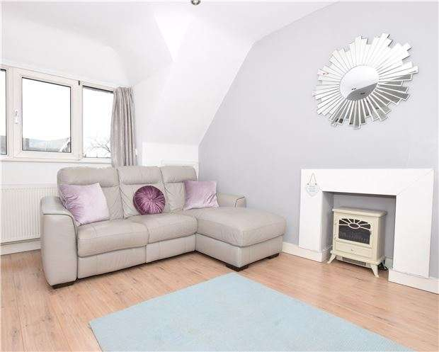 1 Bedroom Flat for sale in Park Hill, CARSHALTON, Surrey, SM5 3RU