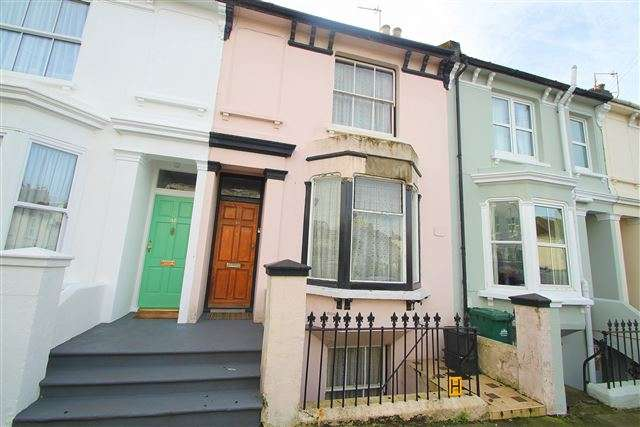 4 Bedrooms Property for sale in Stanley Road, Brighton, BN1 4NH
