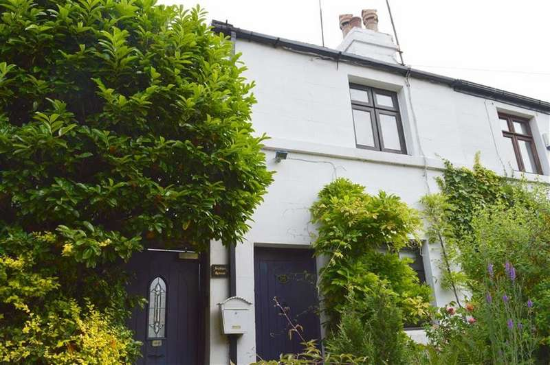 2 Bedrooms Cottage House for sale in Hughes Lane, Oxton, CH43