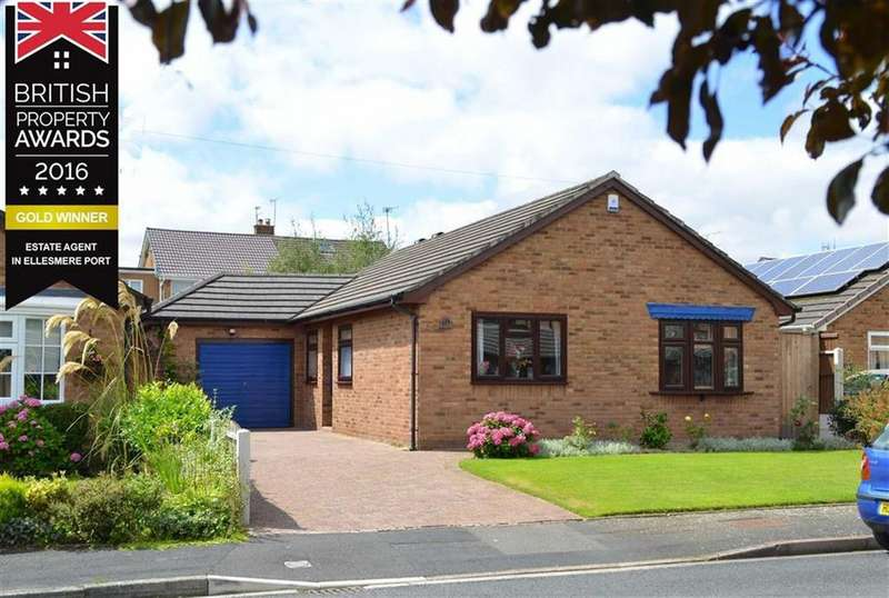 3 Bedrooms Detached Bungalow for sale in Glen Road, Great Sutton, CH66