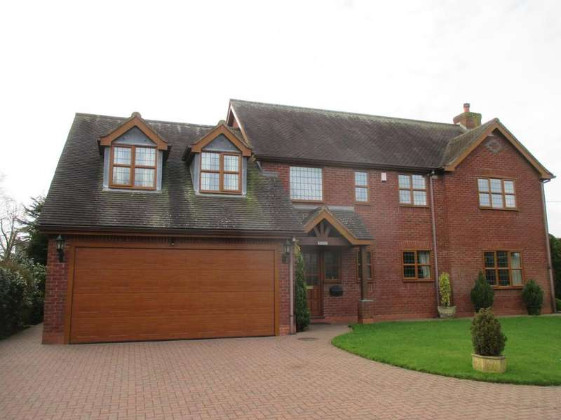 5 Bedrooms Detached House for sale in Barwin, Longville-in-the-Dale, Much Wenlock TF13 6DT