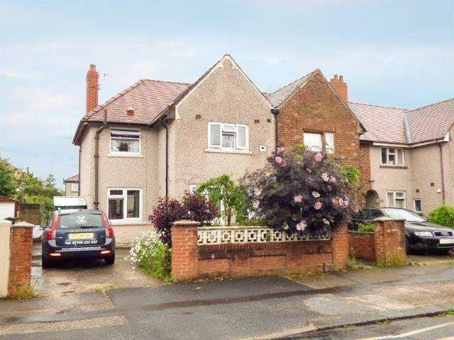 3 Bedrooms Semi Detached House for sale in Christie Avenue, Morecambe, LA4 5UN