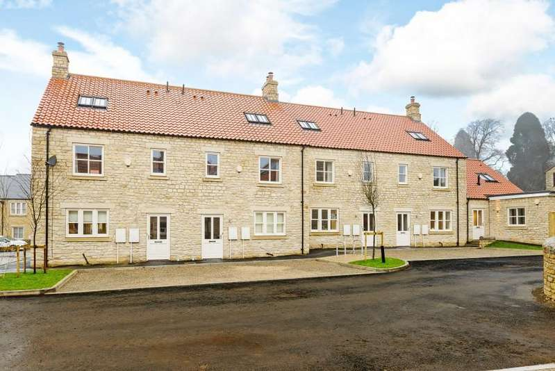 3 Bedrooms Stone House Character Property for sale in No 10-12A, Black Swan Yard, Helmsley, YO62 5BJ
