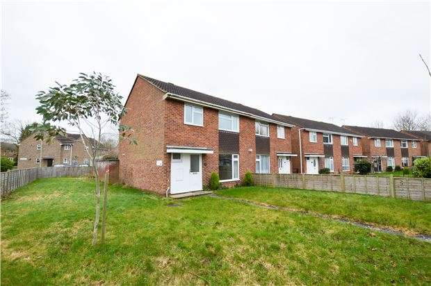 3 Bedrooms End Of Terrace House for sale in Carter Road, CHELTENHAM, Gloucestershire, GL51 0US