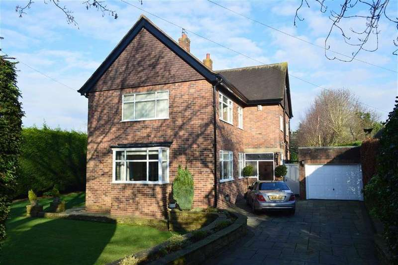 4 Bedrooms Detached House for sale in Reservoir Road, Prenton, CH42