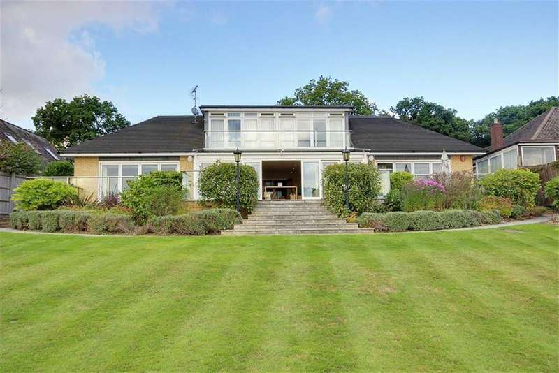 5 Bedrooms Detached House for sale in The Ridgeway, Northaw, Hertfordshire