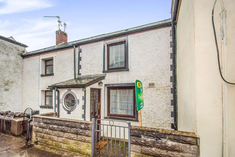 2 Bedrooms Cottage House for sale in Railway Terrace, Tongwynlais, Cardiff