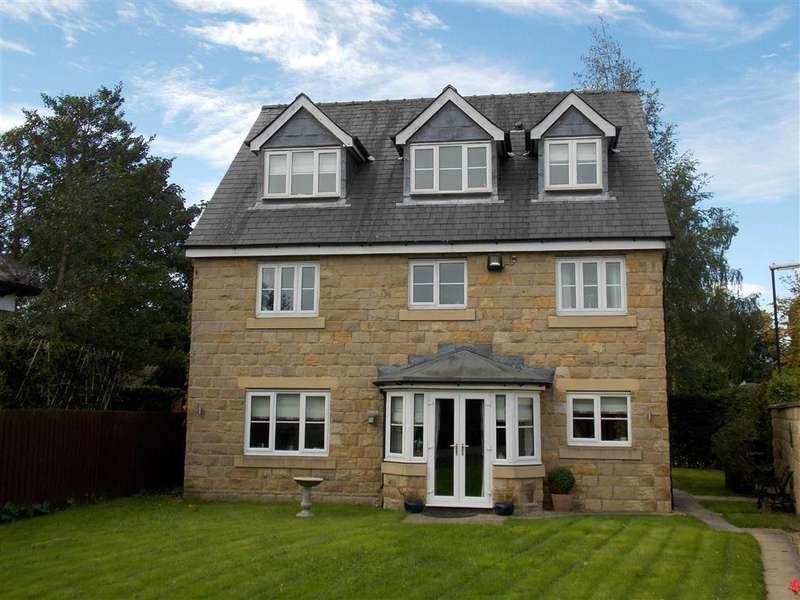 6 Bedrooms Detached House for sale in Farrer Lane, Oulton, LEEDS, LS26