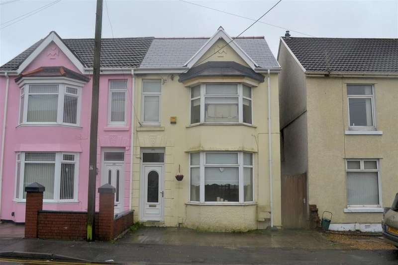 3 Bedrooms Semi Detached House for sale in Alexandra Road, Gorseinon, Swansea