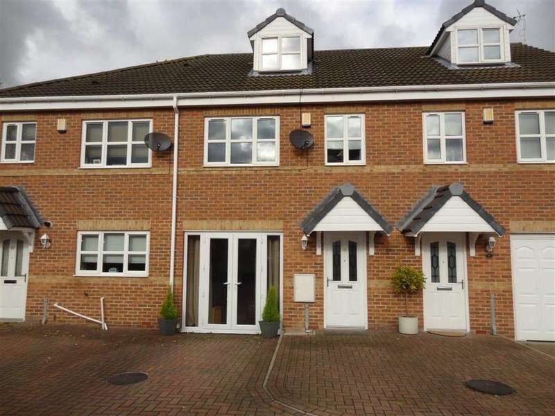3 Bedrooms Town House for sale in Park Meadows, Shafton, Barnsley, S72