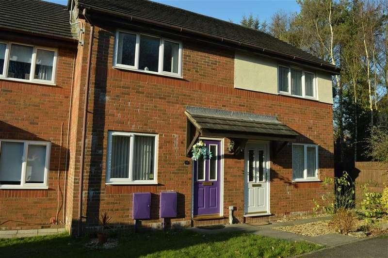 2 Bedrooms Terraced House for sale in Heol Tircoed, Swansea, SA4