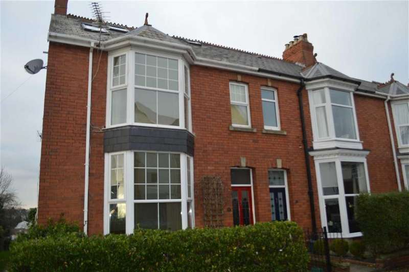 5 Bedrooms End Of Terrace House for sale in Sketty Avenue, Swansea, SA2