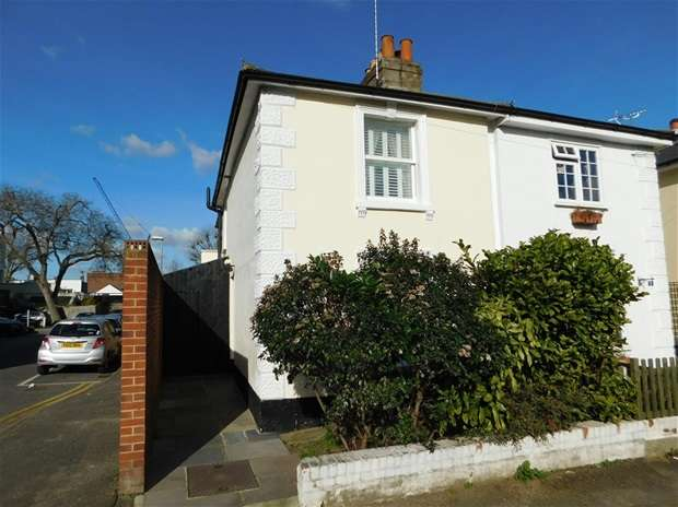 3 Bedrooms Semi Detached House for sale in Cottage Grove, Surbiton