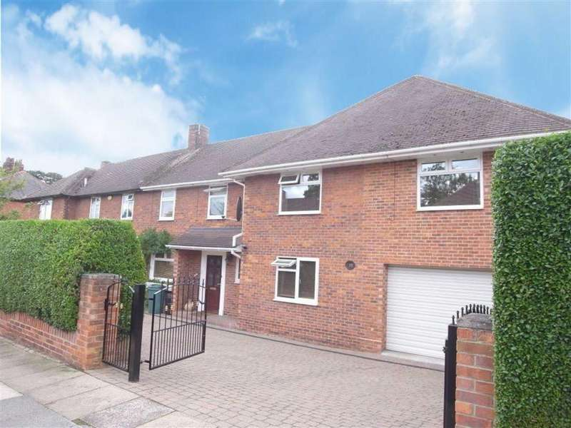 5 Bedrooms Semi Detached House for sale in Baydale Road, Darlington