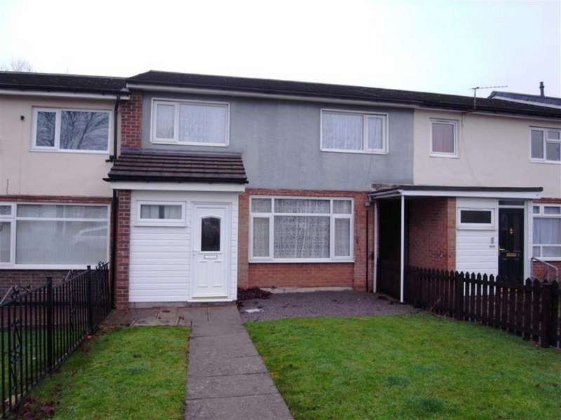 3 Bedrooms Terraced House for sale in Wentworth Way, Darlington
