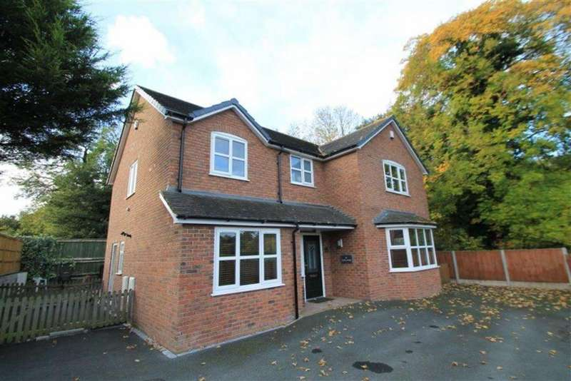4 Bedrooms Detached House for sale in Ruabon Road, Ruabon, Wrexham