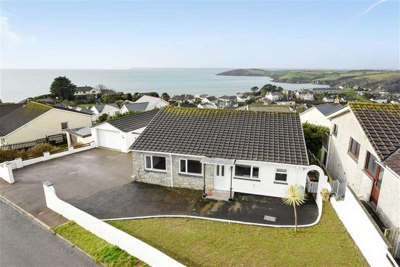 5 Bedrooms Detached House for sale in Ocean View, Polruan, Fowey, Cornwall, PL23