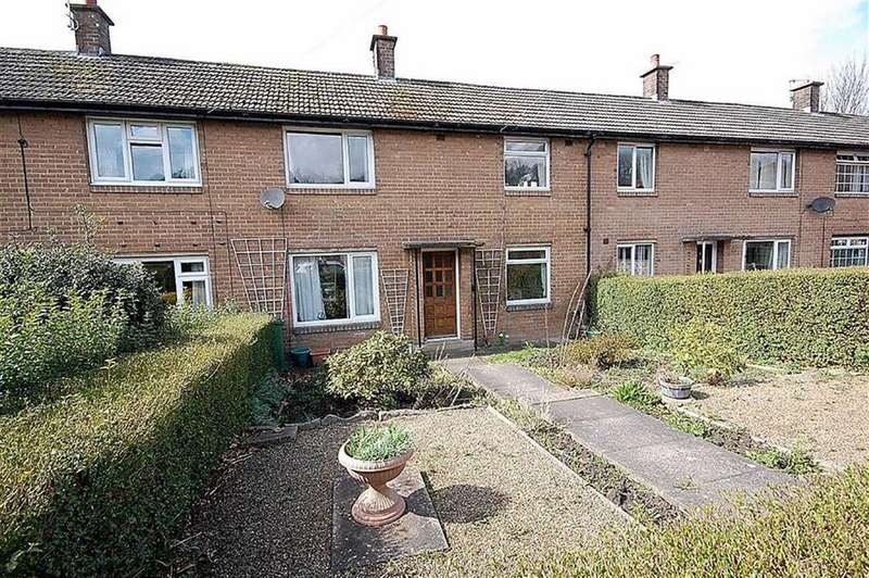 2 Bedrooms Terraced House for sale in Croftlands, Newsome, Huddersfield, HD4