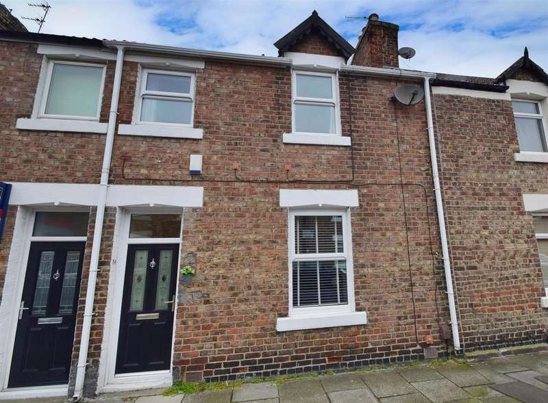 3 Bedrooms Terraced House for sale in Duke Street, Whitley Bay