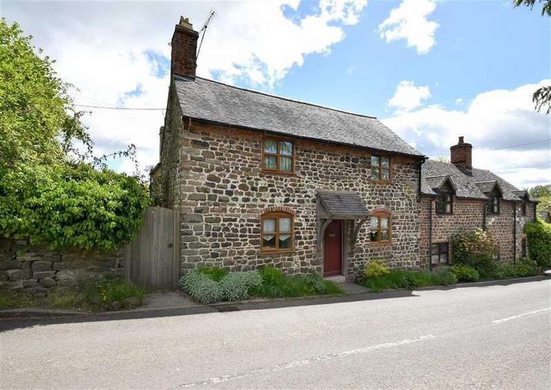 3 Bedrooms Cottage House for sale in 1, South Road, Ditton Priors, Bridgnorth, Shropshire, WV16