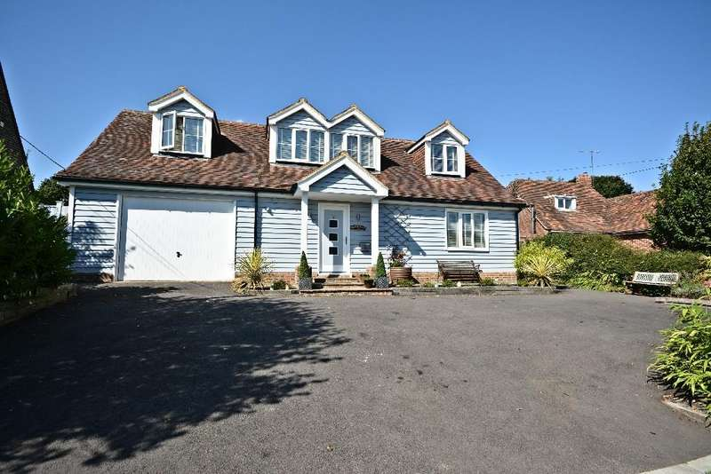 4 Bedrooms Detached House for sale in Mountfield, Robertsbridge