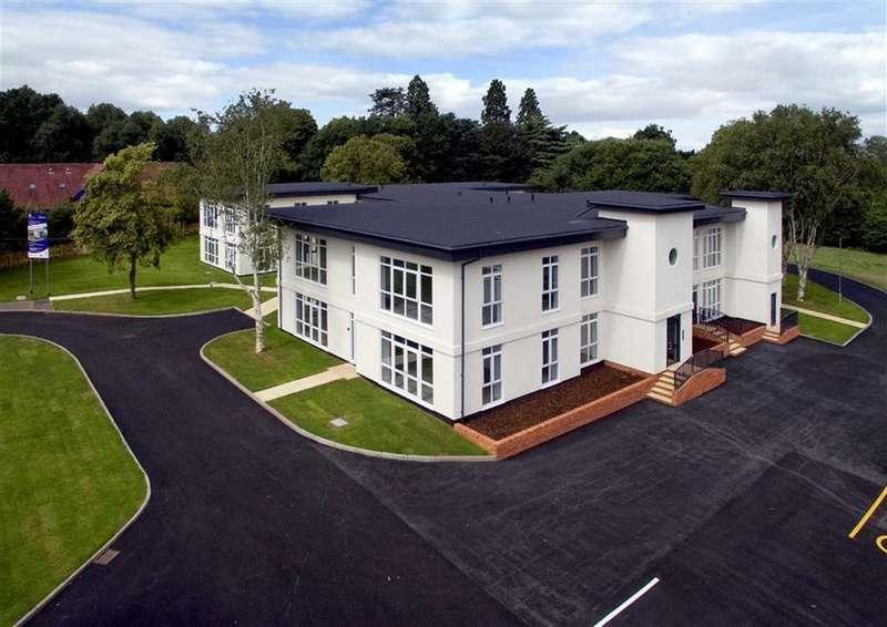 2 Bedrooms Apartment Flat for sale in 20 Danescourt Manor, Danescourt Road, Tettenhall, Wolverhampton, West Midlands, WV6