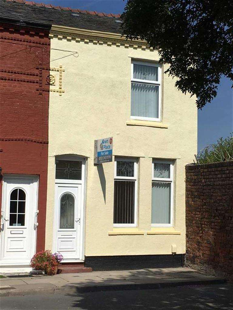 2 Bedrooms Terraced House for sale in Hermitage Grove, Bootle, Merseyside