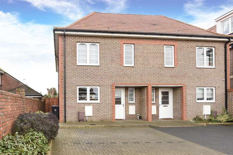 3 Bedrooms Semi Detached House for sale in Stockbridge Road, Donnington