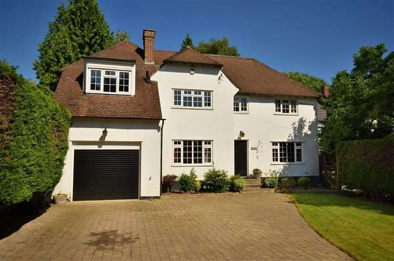 6 Bedrooms Detached House for sale in Wyatts Road, Chorleywood, Hertfordshire