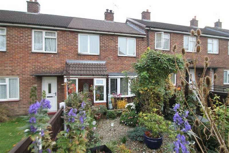 2 Bedrooms Terraced House for sale in Tanydre, Wrexham, Wrexham