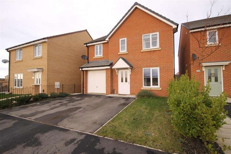 4 Bedrooms Detached House for sale in Vickers Lane, Hartlepool