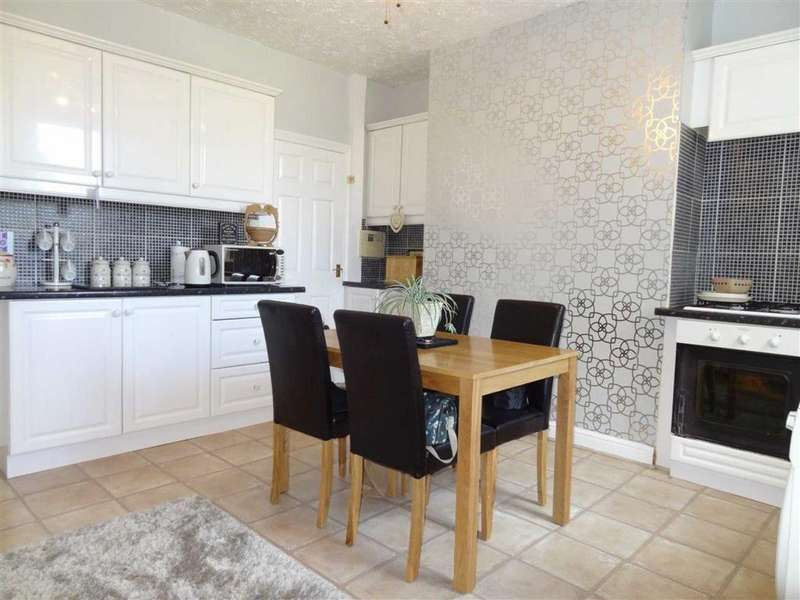 3 Bedrooms Terraced House for sale in Wakefield Road, Barnsley, S71