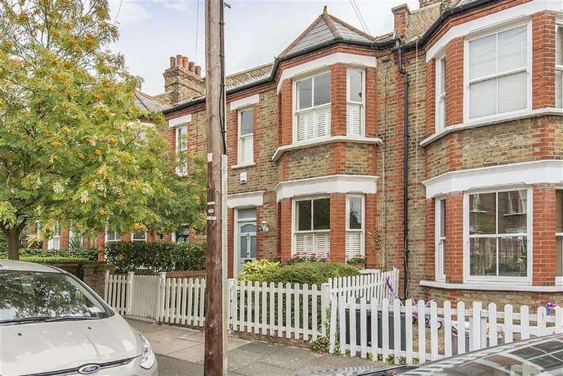 2 Bedrooms Terraced House for sale in Trewince Road, Raynes Park, London