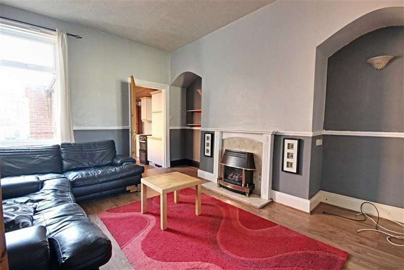 3 Bedrooms Flat for sale in Eglesfield Road, South Shields, Tyne And Wear