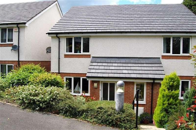 3 Bedrooms Semi Detached House for sale in Nant Rhedyn, Merton Park, Penmaenmawr, Conwy