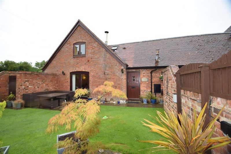4 Bedrooms Barn Conversion Character Property for sale in The Coach House, Betton Strange, Shrewsbury, SY5 6HZ