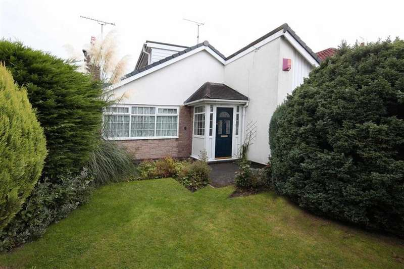 4 Bedrooms Detached Bungalow for sale in Princess Drive, Crewe, Cheshire