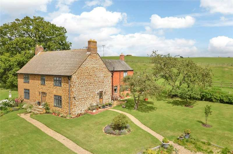 5 Bedrooms Detached House for sale in Launde Road, Tilton On The Hill