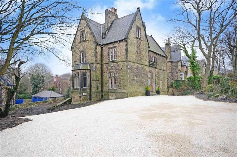 7 Bedrooms Detached House for sale in The Old Vicarage, 17, Kenwood Park Road, Kenwood, Sheffield, S7