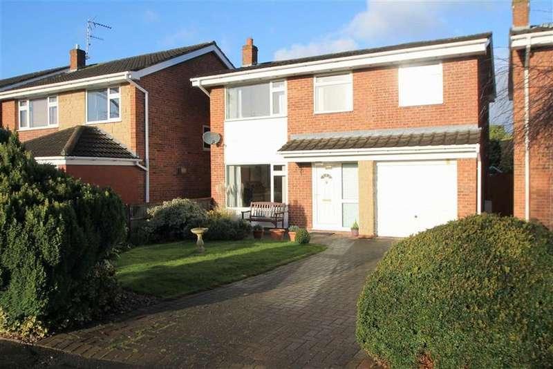 4 Bedrooms Detached House for sale in Ranscombe Crescent, Wrexham