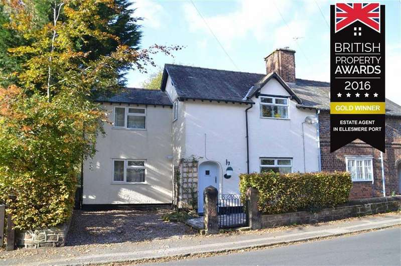 3 Bedrooms Semi Detached House for sale in Ferry Road, CH62